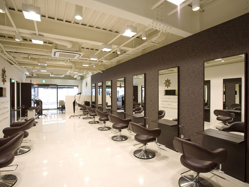 hair&make Esprit GROW 大和店