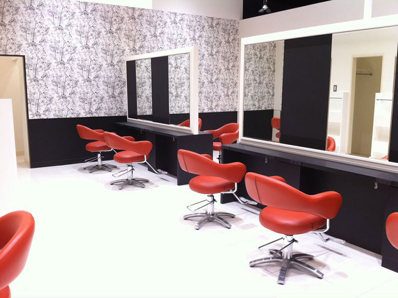 hair space LA ROUGE 上田店